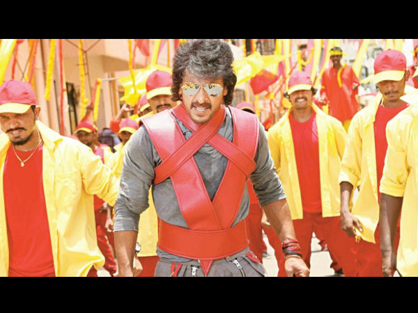 Upendra's 'Kalpana 2' Intro song shoot completed