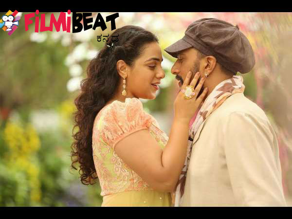 in-pics-sudeep-and-nithya-menon-romantic-song-shoot-for-kotigobba-2