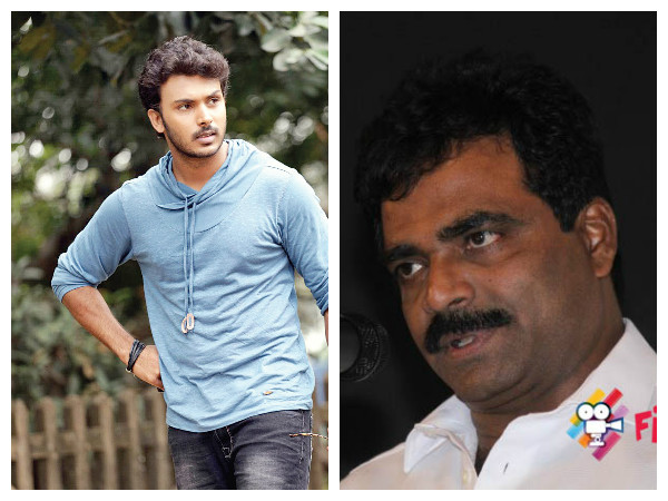 Kannada Actor Manoranjan's next movie with Producer Rockline Venkatesh