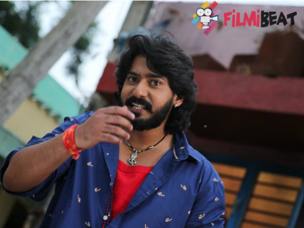 Prajwal Devaraj's 'Bhujanga' movie release in July 1st week