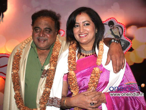 Kannada Actor Ambareesh and Sumalatha Ambareesh gets NTR award