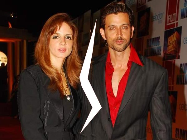 Sussanne Khan opens up on her divorce with Hrithik Roshan