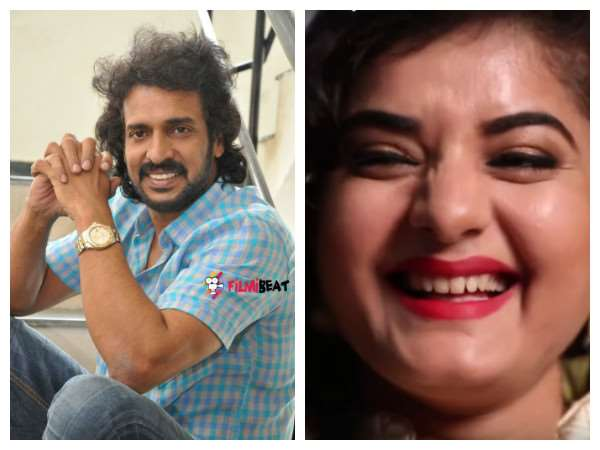 Kannada Actress Sruthi Hariharan's next movie with Real Star Upendra
