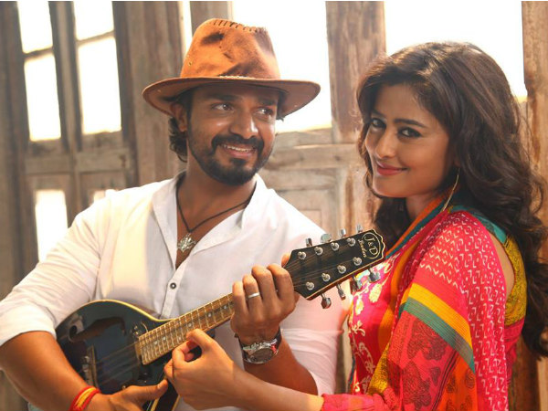 Kannada Actor Chikkanna croons a song for 'Nanna Ninna Prema Kathe'