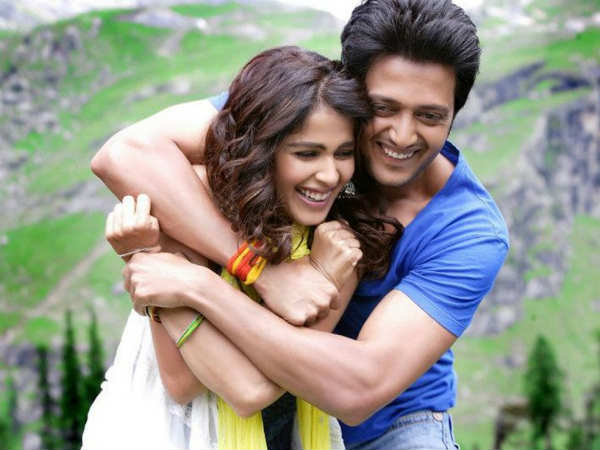 Riteish Deshmukh wants to do a Marathi film with his wife Genelia D'Souza