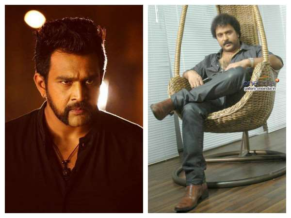Actor Chiranjeevi Sarja and Actor Ravichandran together for 'Seizure'