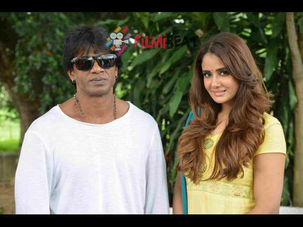 Actor Duniya Vijay's latest movie 'Cotton Pet' to be launched