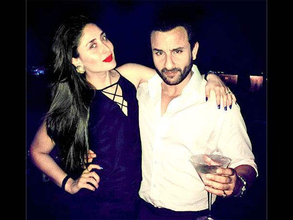 Actress Kareena and Saif Ali Khan deny sex determination test