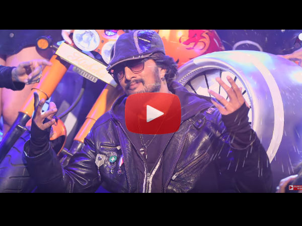 Actor Sudeep's Kannada Movie 'Kotigobba 2' Album full details