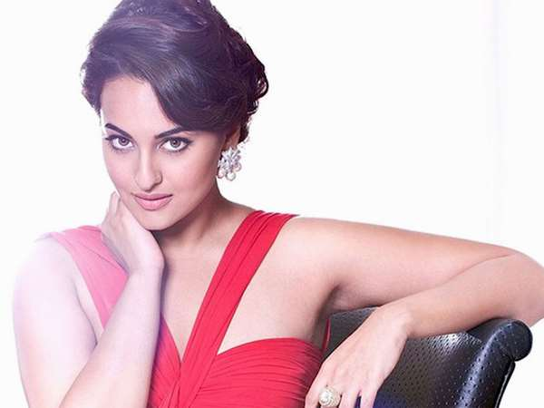 Sonakshi Sinha Got Injured While Shooting For An Action Scene In 'Akira'
