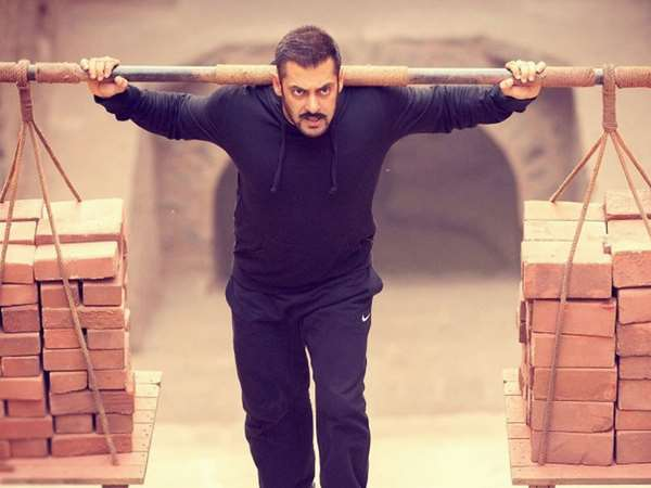 Actor Salman Khan's 'Sultan' earns Rs.500 Crore