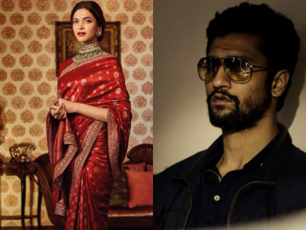 Actor Vicky Kaushal To Play Deepika Padukone's Husband In 'Padmavati'