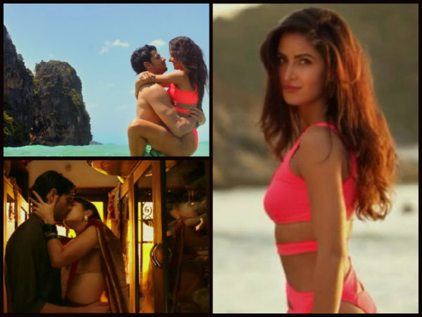 Katrina Kaif's 'Kala Chashma' Video mashup with Baba Ramdev and other's
