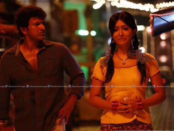 Watch 'Thraas Aakkathi' Song by Kannada Movie 'Dodmane Huduga'