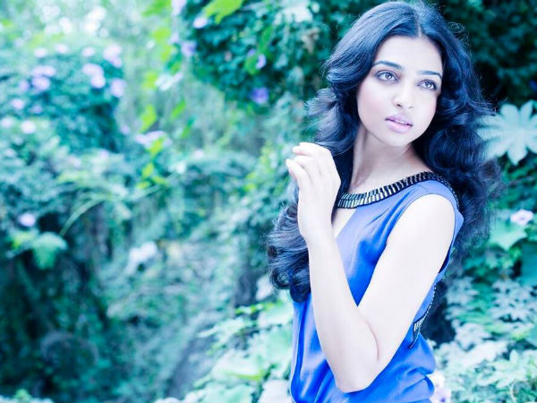 Leaked: Radhika Apte's nude scenes from the movie 'Parched'