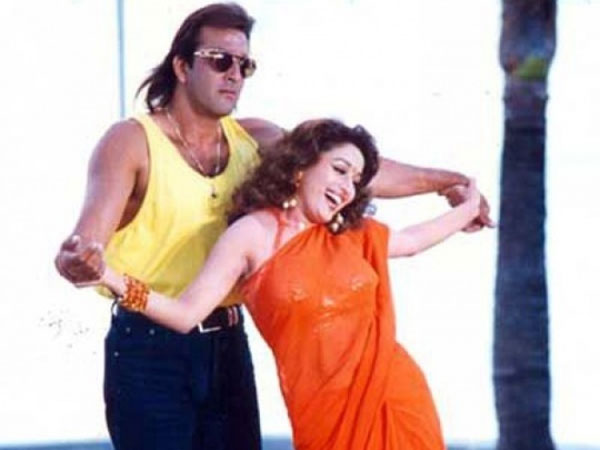 Actress Madhuri Dixit and Actor Sanjay Dutt to pair up again