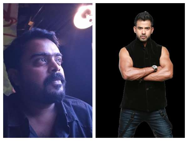 'Jigar Thanda' fame director Shiva Ganesh to direct Actor Santhosh