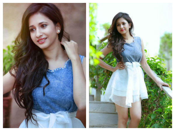 Actress Manvitha Harish's next movie is 'Arishadvarga'