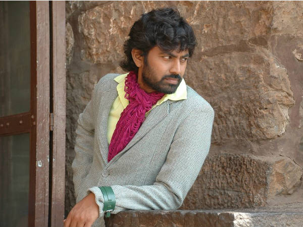 Kannada Actor Niranjan Shetty's next movie is 'Jagath Khiladi'