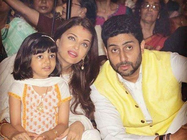 Aishwarya Reveals Aaradhya Thought Ranbir Kapoor Was Her Father