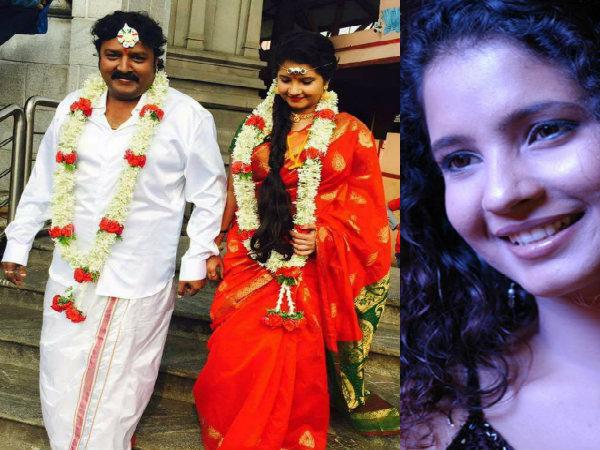 ಫೋಟೋ: ನಟಿ ಶುಭ ಪುಂಜ ಜೊತೆ ವಿ.ನಾಗೇಂದ್ರ ಪ್ರಸಾದ್ ಮದುವೆ?