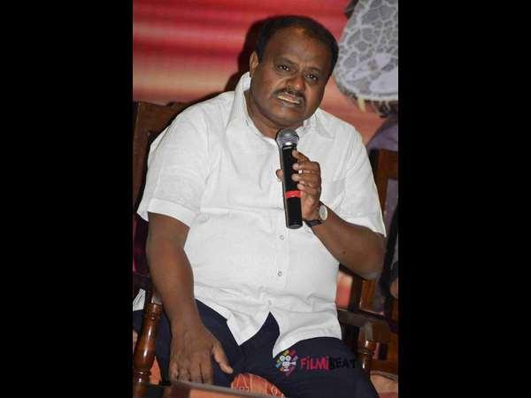 'ಕನ್ನಡ ಚಿತ್ರರಂಗದ ಅವಸ್ಥೆ' ವಿರುದ್ದ ಹೆಚ್.ಡಿ ಕುಮಾರಸ್ವಾಮಿ ಆಕ್ರೋಶ