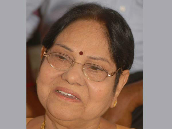 Veteran Actress Leelavathi's To Will Honor Dr Vishnuverden Awrad