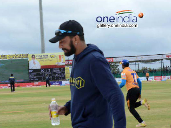 Actor Sudeep Announced Retirement from KPL