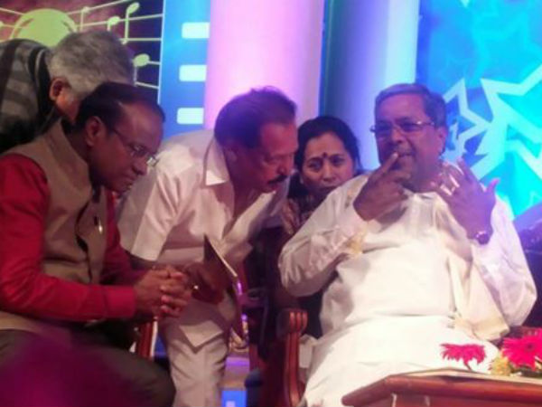 CM Siddaramaiah Announce Subsidy For 125 Movies