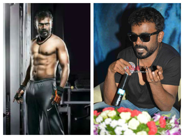 Duniya Suri Developed Six Pack