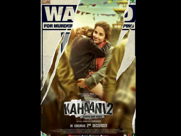 Vidya Balan Starrer Kahaani 2 Movie Review