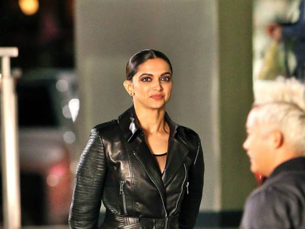 Deepika's xxx Return of Xander Cage to release in India First