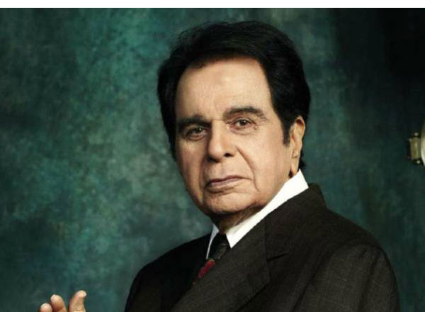 Legendary Actor Dilip Kumar Hospitalised Suffering From Fever