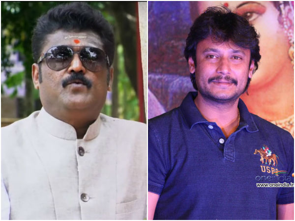 Darshan will inaugurate to Jaggesh's Conventional Hall