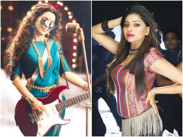 Rachita Ram Dance For Jilka Jilka Remix Song