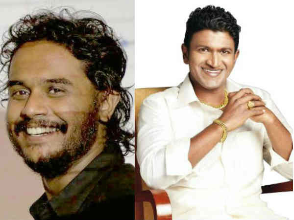 Director Hemanth M Rao next movie with Puneeth Rajkumar