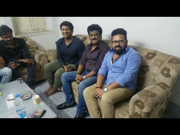 Jaggesh Talks About Puneeth RajKumar's Acting In Rajakumara