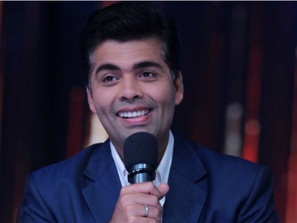 Karan Johar opens up about his sexual orientation