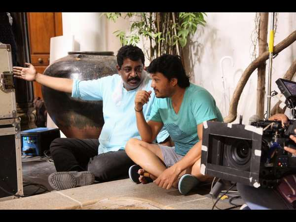 Kannada Movie Mugulunage Shooting In Pondicherry