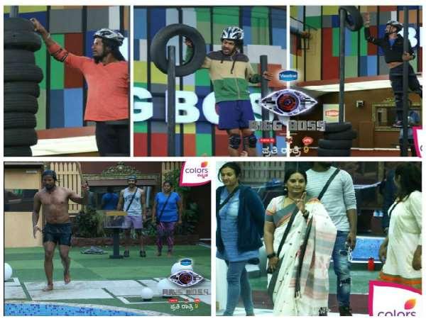 'ಬಿಗ್ ಬಾಸ್' ಮನೆಯಲ್ಲಿ 'ಜೂನಿಯರ್ಸ್'ನ ಬಗ್ಗು ಬಡಿದ ಸೀನಿಯರ್ಸ್.!