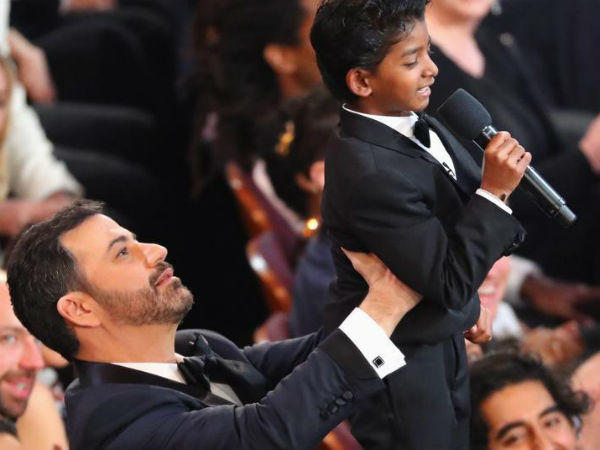 Sunny Pawar Live Performance in The Oscar Show
