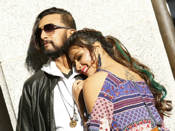 Sudeep's Pony Hair Style Will Change Again