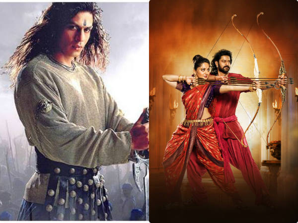 Shah Rukh Khan is NOT a part of 'Baahubali 2'
