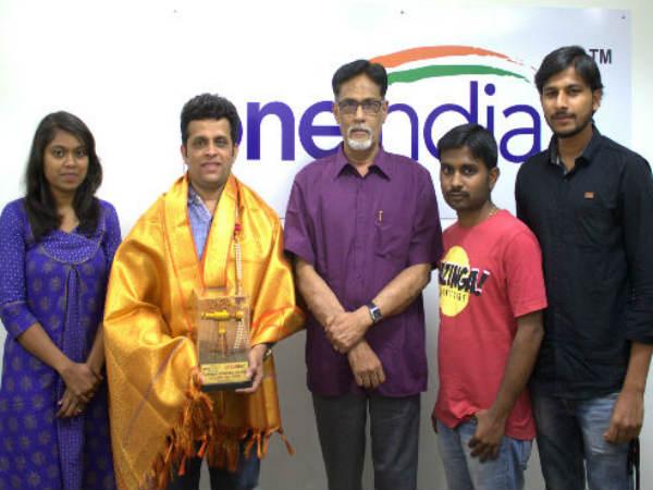 ಅತ್ಯುತ್ತಮ ಚಿತ್ರಕ್ಕಾಗಿ 'ಜಗ್ಗುದಾದ'ಗೆ ಫಿಲ್ಮಿಬೀಟ್ ಪ್ರಶಸ್ತಿ ಪ್ರದಾನ