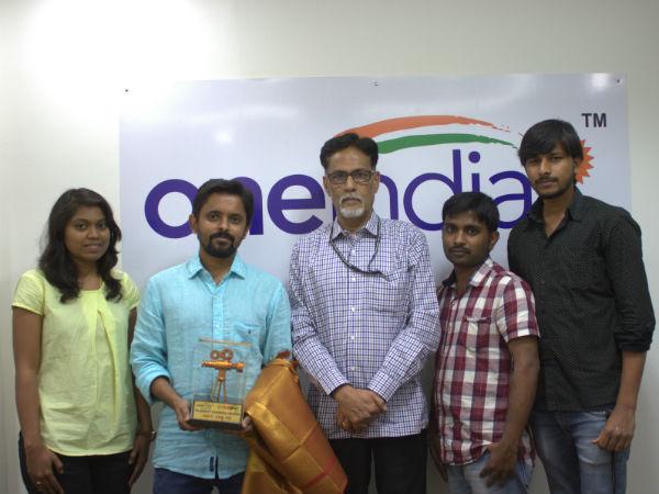 'ಫಿಲ್ಮಿಬೀಟ್ ಕನ್ನಡ'ದಿಂದ 'ರಾಮಾ ರಾಮಾ ರೇ' ಚಿತ್ರಕ್ಕೆ ವಿಶೇಷ ಪ್ರಶಸ್ತಿ