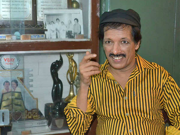 ಕಾಶೀನಾಥ್ 50 ನಾಟೌಟ್: ಕನ್ನಡ ಸಿನಿ ಪ್ರೇಮಿಗಳಿಂದ ಸಲ್ಯೂಟ್