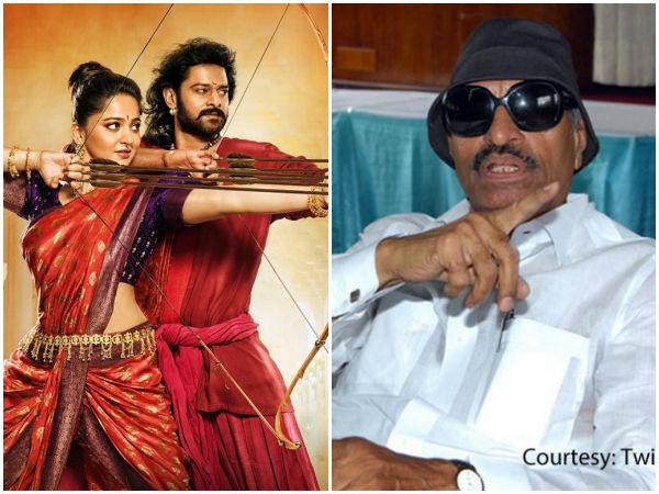 ಕರ್ನಾಟಕದಲ್ಲಿ 'ಬಾಹುಬಲಿ 2' ಬಿಡುಗಡೆ, ಬಂದ್ ವಾಪಸ್: ವಾಟಾಳ್ ನಾಗರಾಜ್ ಸ್ಪಷ್ಟನೆ