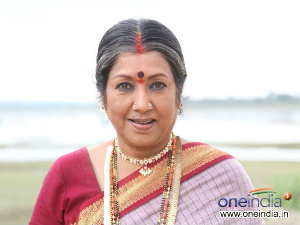 Dr B Saroja Devi National Award to Veteran actress Jayanthi