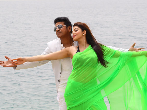 Shiva rajkumar Mass Leader Shooting in Qatar