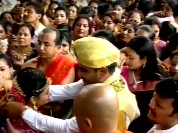 ಅಭಿಜಿತ್ ಶುಭ ಲಗ್ನದಲ್ಲಿ ಅಮೂಲ್ಯಗೆ ಜಗದೀಶ್ 'ಮಾಂಗಲ್ಯ ಧಾರಣೆ'